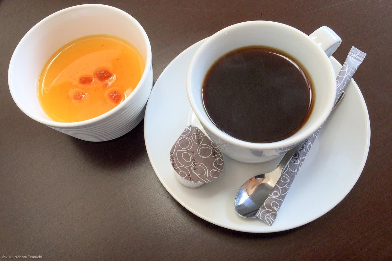 スィーツ&コーヒー