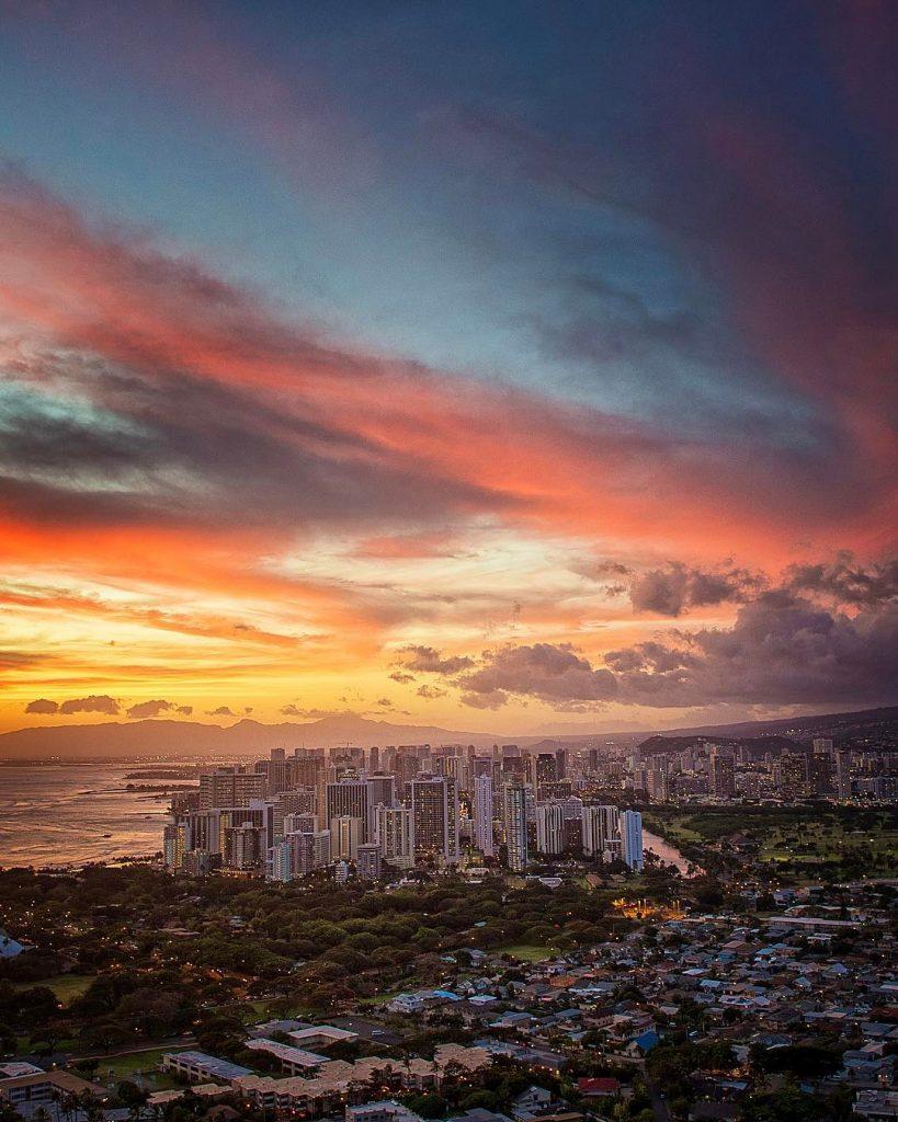 Diamond Head Views Sunset - Honolulu: 10 Best Things to do