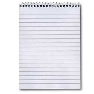 Faça uma lista antes de sair para fazer compras