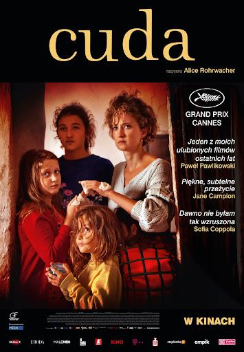 Polski plakat filmu 'Cuda'