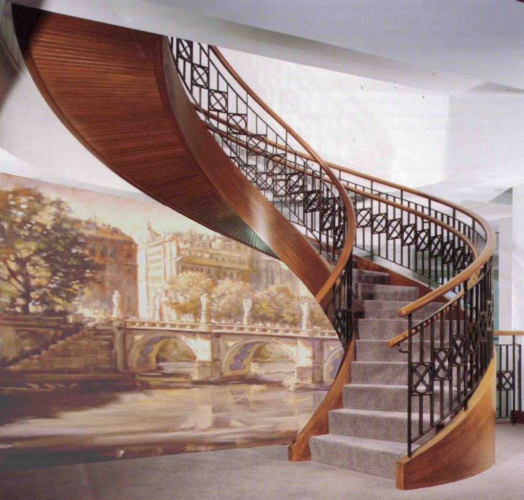 jenis-jenis tangga (pinterest.com)
