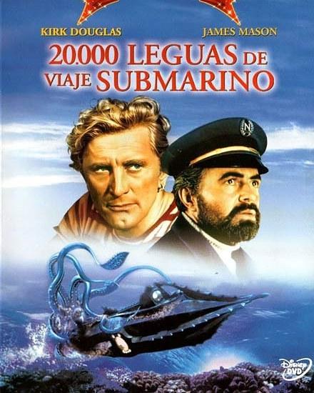 20.000 leguas de viaje submarino (1954, Richard Fleischer)