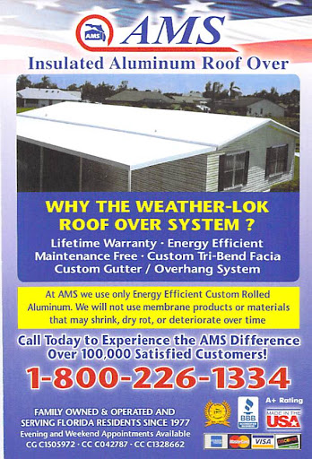 Ams Central Roofing Contractor In Avon Park