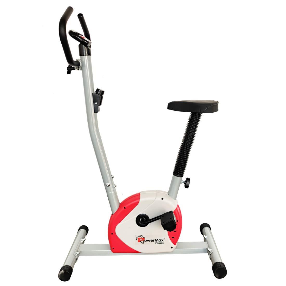 PowerMax Fitness BU-200 Best Exercise Cycles In India