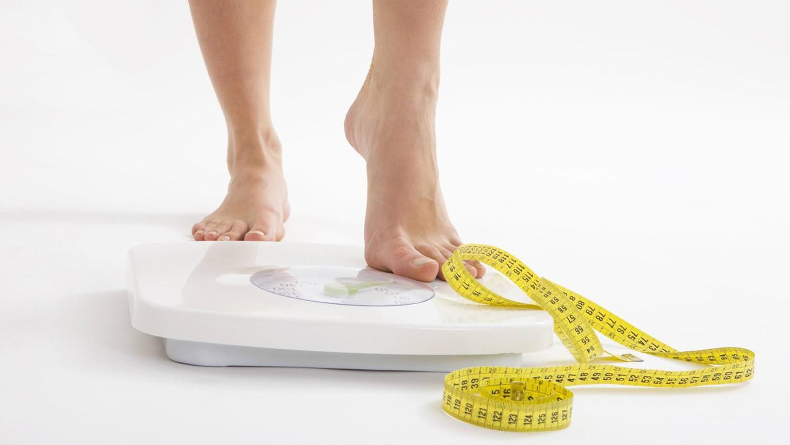 Duy trì cân nặng ở mức cho phép