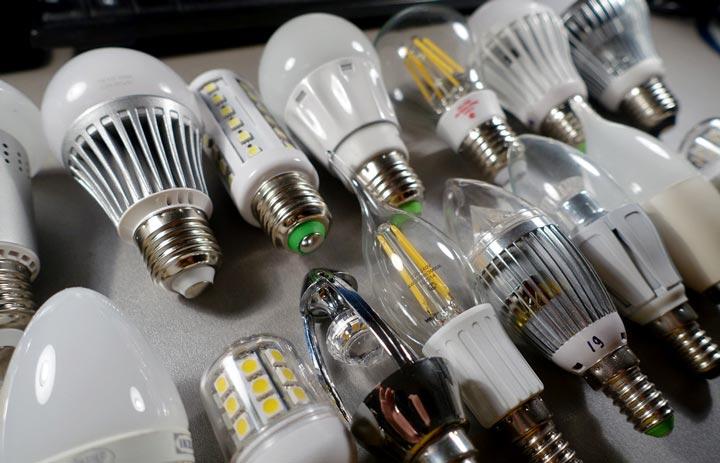 Как подобрать лед лампочки для дома?