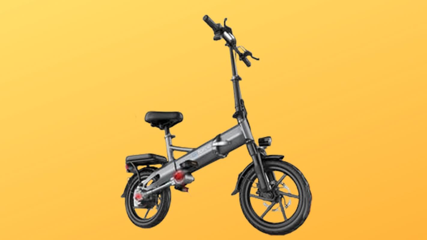 USA G-force G14 จักรยานไฟฟ้าพับได้