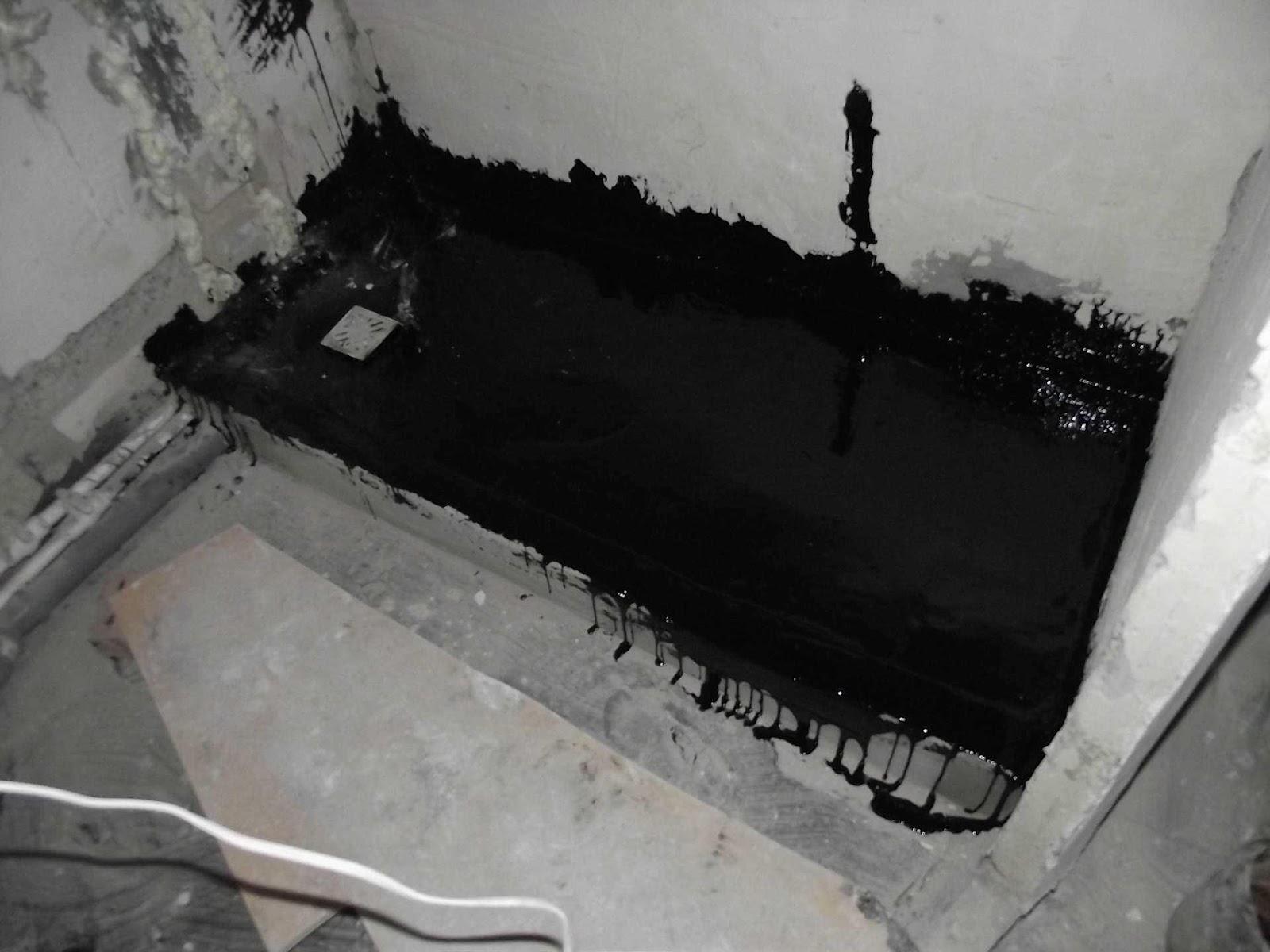 изоляция ванной