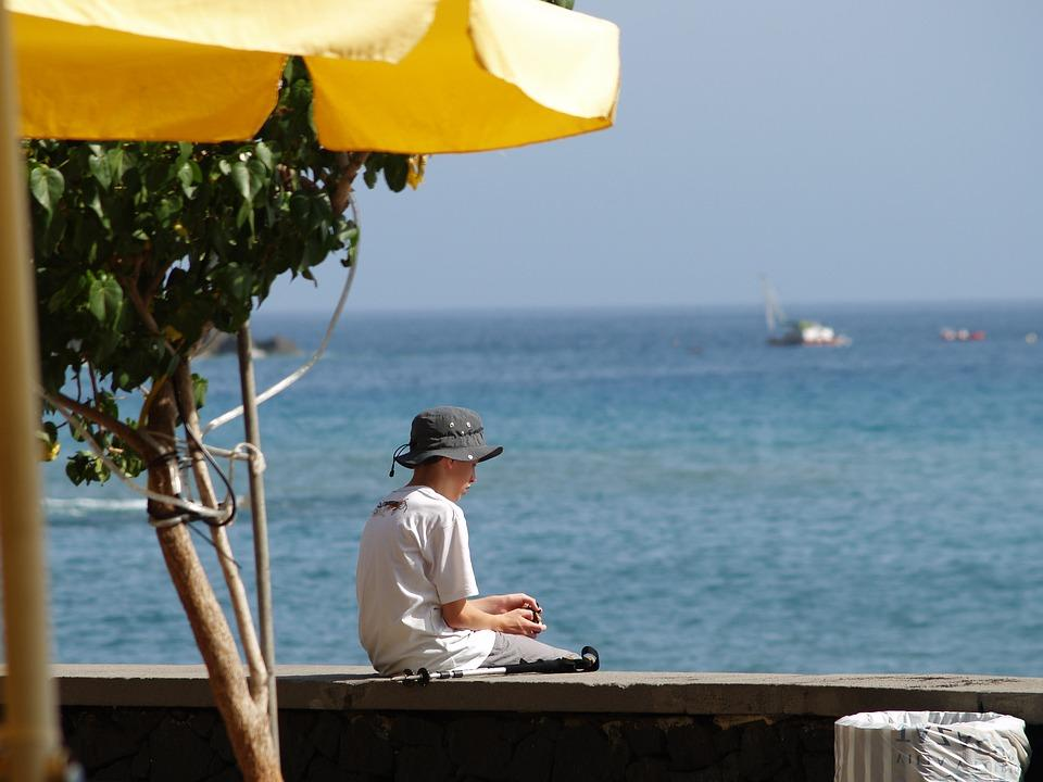 Летние Каникулы, Пляжный Отдых, Испания
