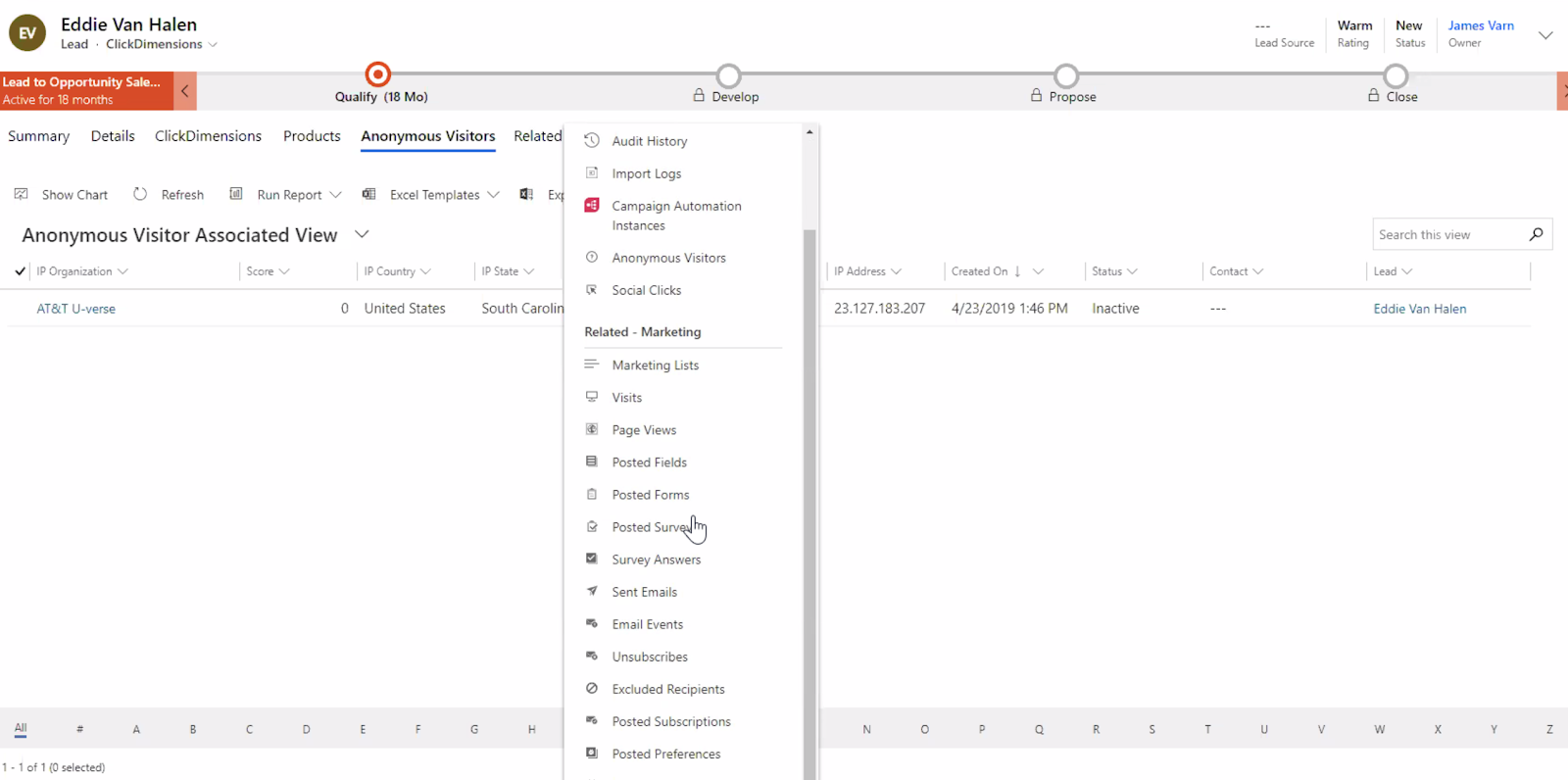 marketing automation for Dynamics 365