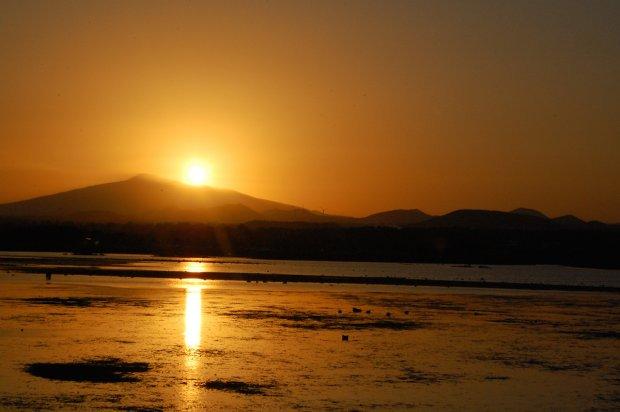 Núi lửa Seongsan Ilchulbong