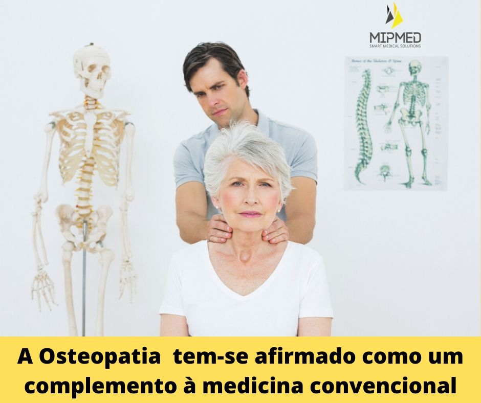 52/5000 Osteopathy as a complement to traditional medicine