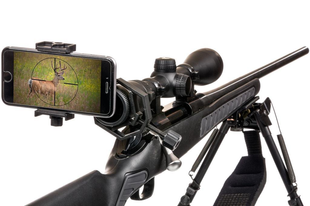scope-mounted cameras