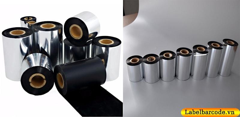 Khổ mực in resin 110mmx300m thông dụng nhất hiện nay