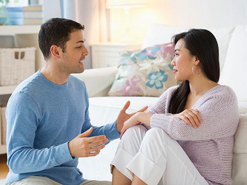Bạn và đối phương nên dành những khoảng lặng tìm hiểu nguyên nhân dẫn đến ly hôn để có hướng giải quyết tốt nhất