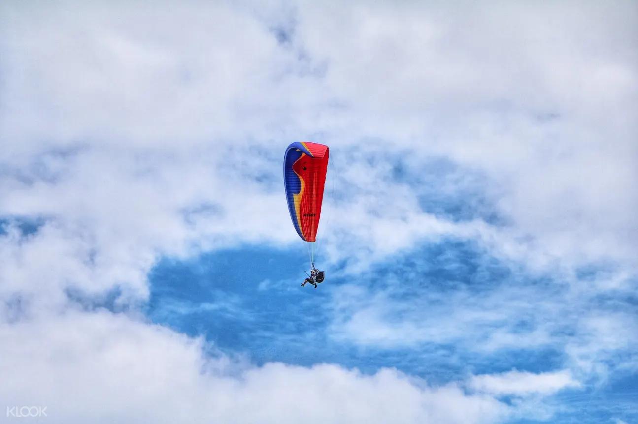 明利Wuma飛行傘俱樂部