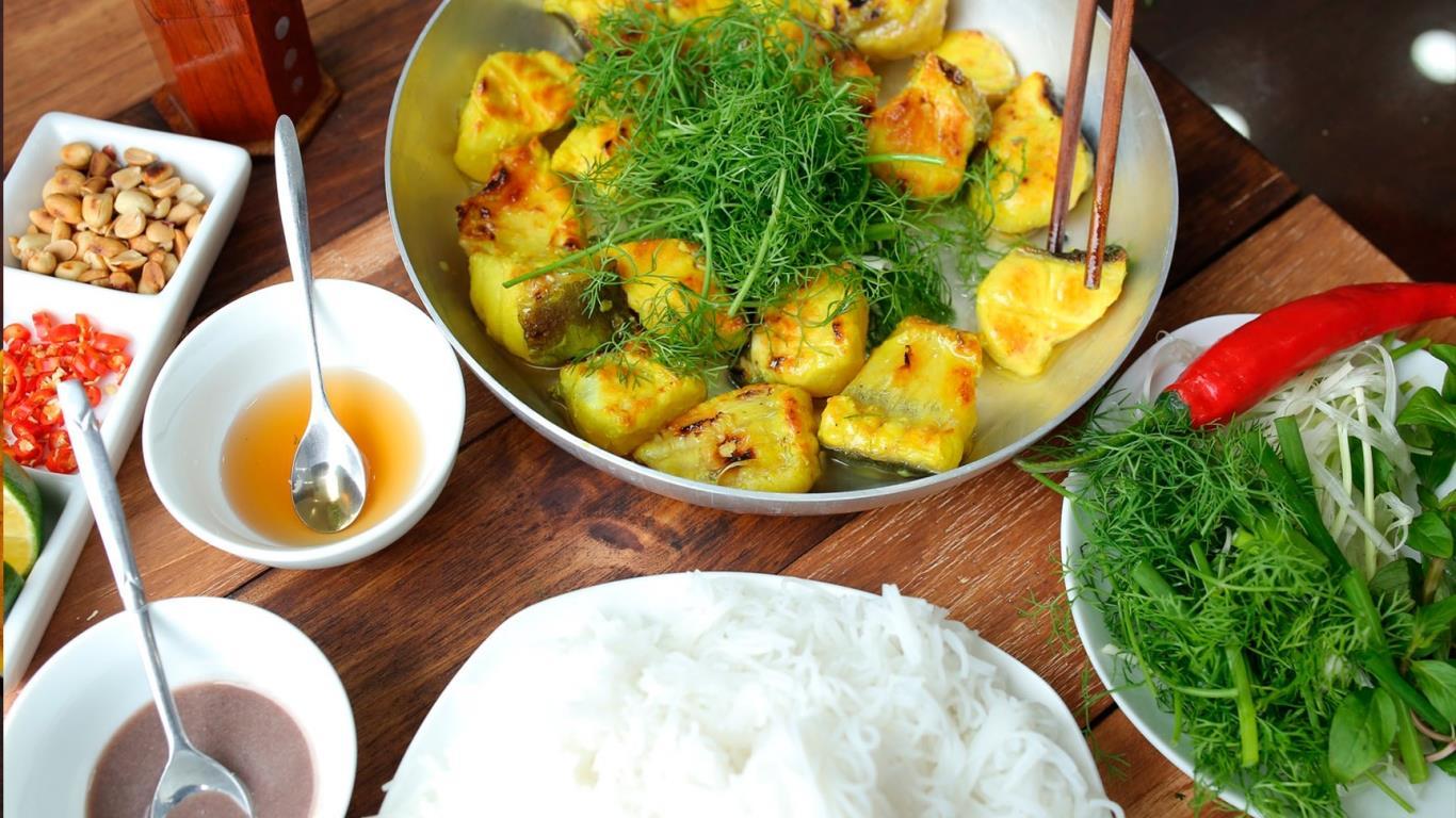 5.Món ăn, ăn vặt, đặc sản của Hà Nội