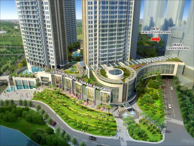 living in west Jakarta