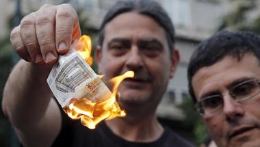 Greek referendum, Economy