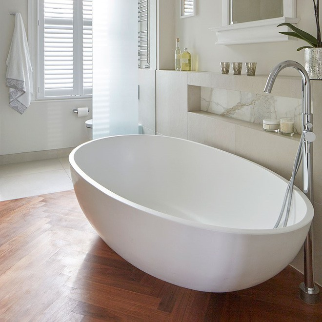 Thiết bị phòng tắm: 4 thứ nên đầu tư và 3 thứ nên bỏ qua để tiết kiệm chi phí - Ảnh 2.