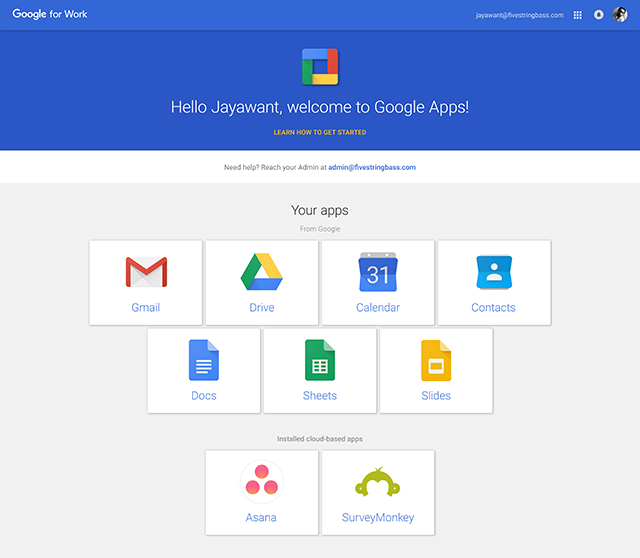 Your Employees Now Have a Helpful Google Apps User Hub