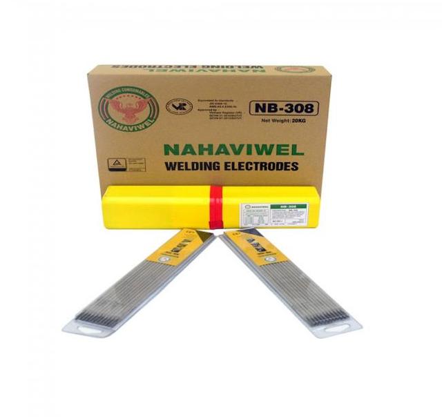 NAHAVIWEL cam kết bán sản phẩm que hàn inox có chất lượng đỉnh cao