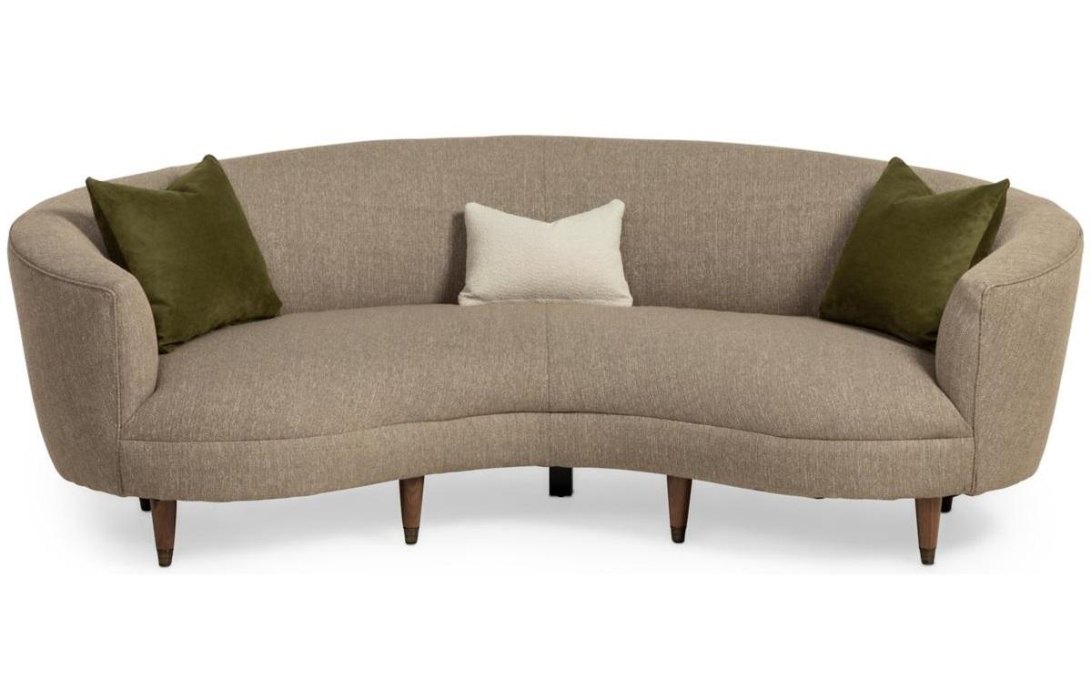 A couch with pillows  Description automatically generated with low confidence