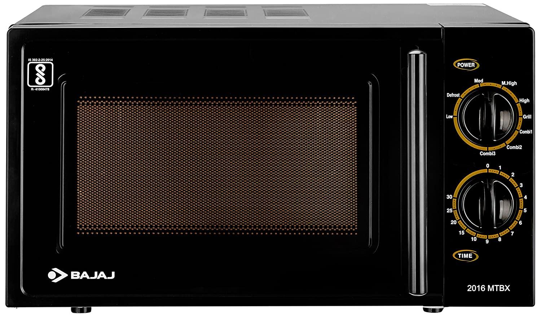 Bajaj 20 Litres Grill Microwave Oven