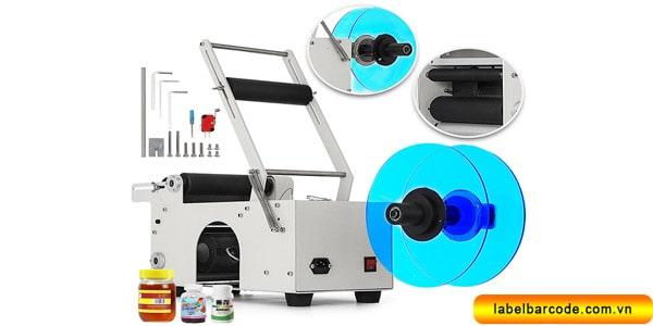 máy dán nhãn bán tự động chất lượng