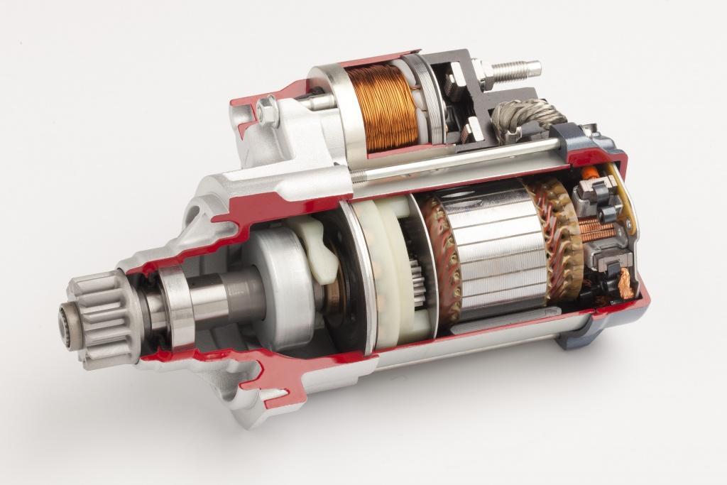 Cum funcționează electromotorul
