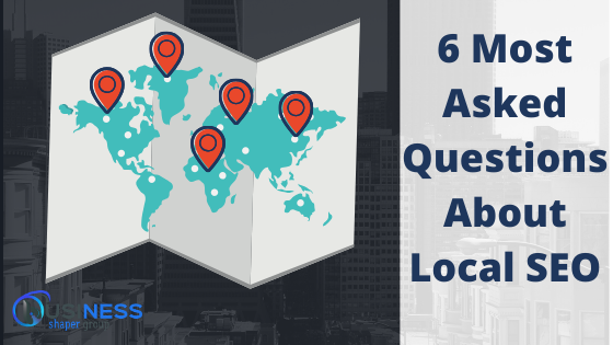 Questions about Local SEO