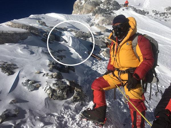 Закапсулированные альпинисты