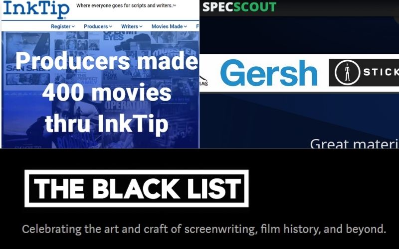 8 Best Ways to Sell Your Screenplay in 2021
