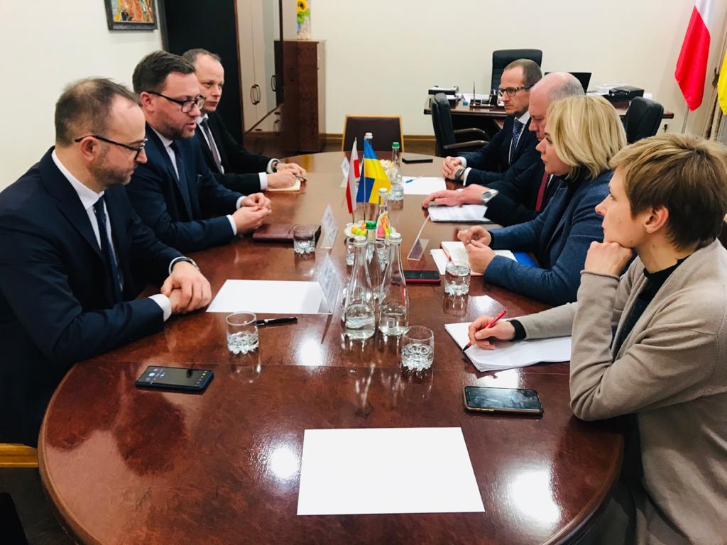 польські партнери готові збільшити об'єм своєї допомоги українським ветеранам