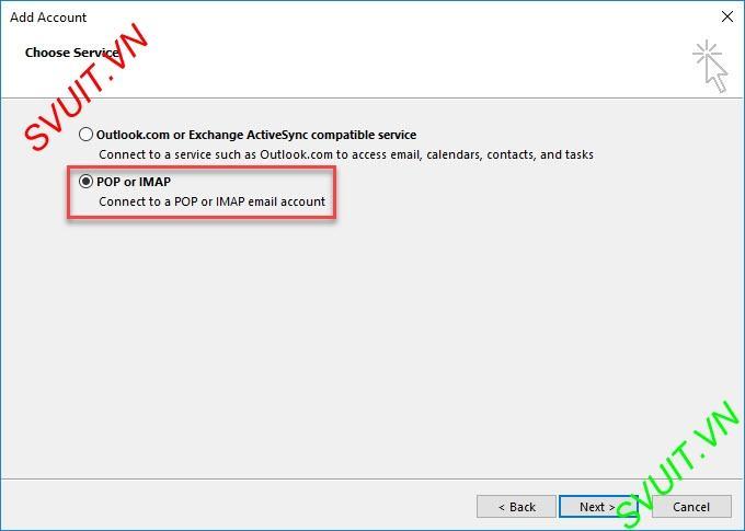Xóa thư trên webmail và giữ lại trên Outlook (5)