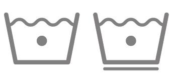 machine wash temperature setting symbol