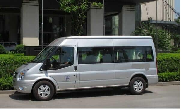 Đơn vị cho thuê xe với dịch vụ rất đơn giản và nhanh chóng