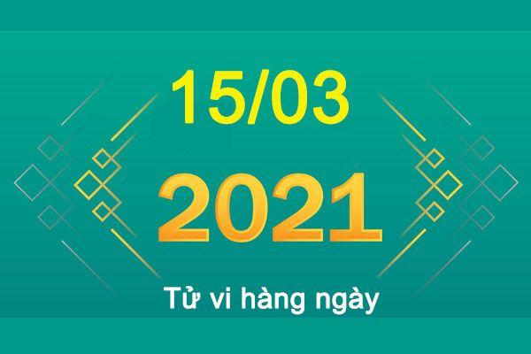 Tử vi ngày 25/03/2021 dương lịch