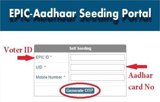 Aadhaar seeding portal