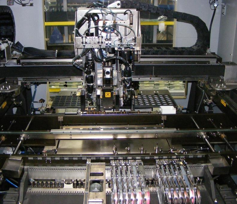 File:Pick and place internals of surface mount machine.JPG - Wikimedia  Commons