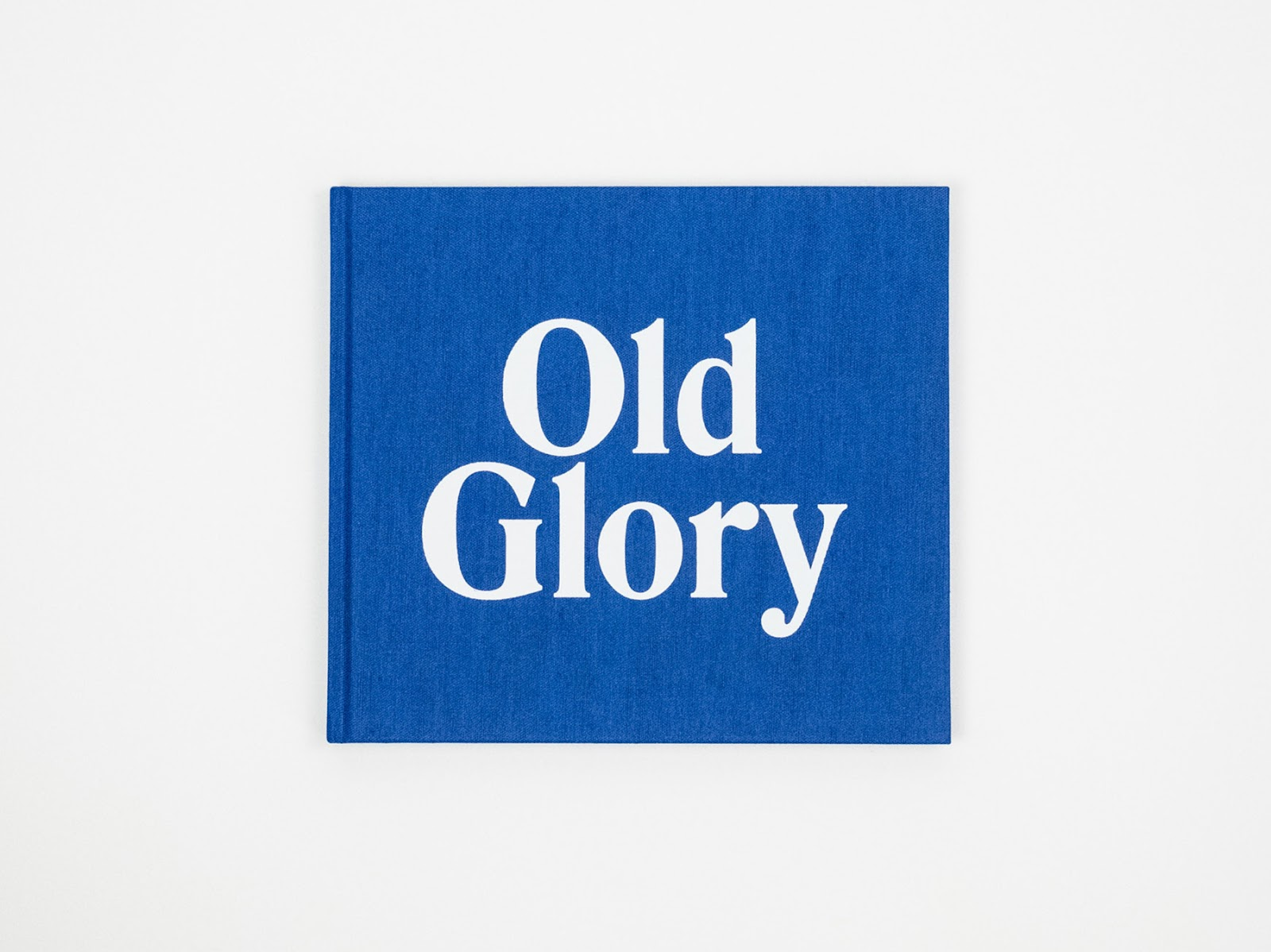 Old Glory looks at alternative designs for the American flag in the 1950s. Book cover of The Illustrated America, vol. 1; Old Glory by Pascale Georgiev, Atelier Editions, 2016.