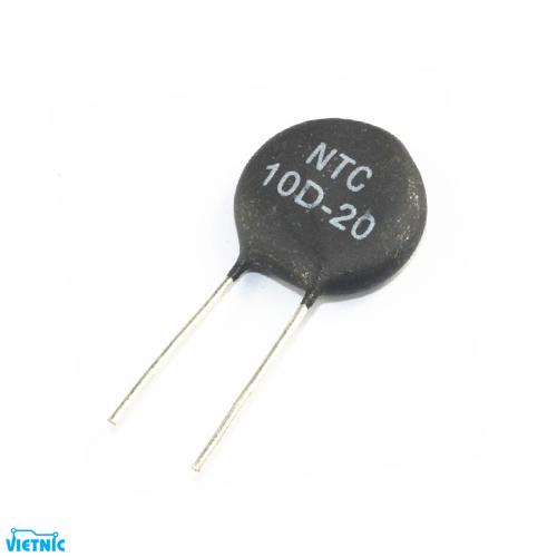 Điện trở nhiệt NTC 10D-20 NTC47D NTC47
