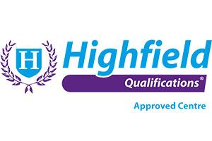 We are a Highfield Qualifications Approved Centre