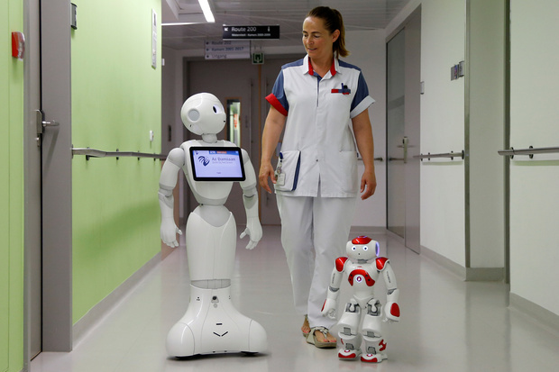 Image result for robot physician