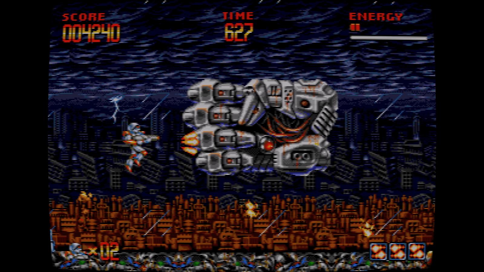 Fist screenshot