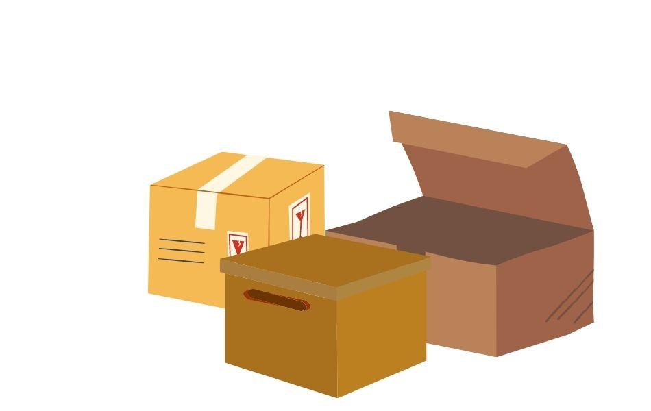 Đóng gói hàng hóa để tiết kiệm chi phí