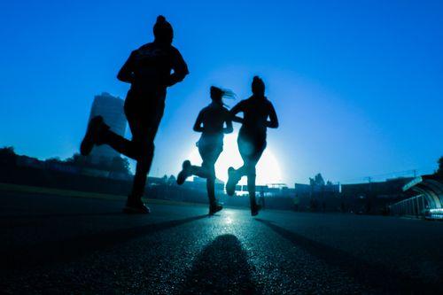 身體活動代謝加快