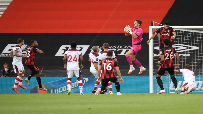 Bournemouth đã thua Southampton 0-2 ở màn đối đầu gần nhất