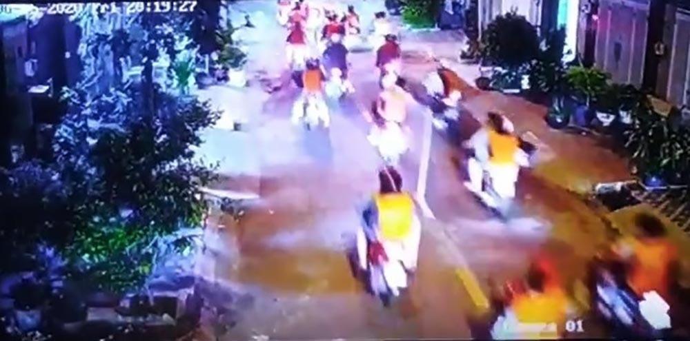 Truy nã đầu sỏ băng áo cam 200 người đại náo Sài Gòn - Ảnh 1