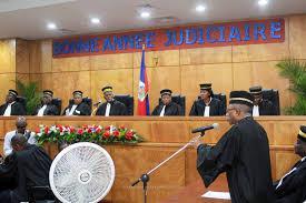 Image result for cour de cassation haiti photos